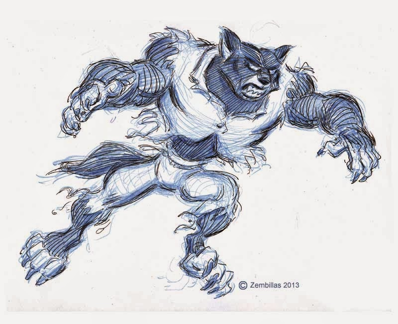 Charles Zembillas More Werewolves