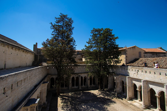 Chiostro di St. Trophime-Arles
