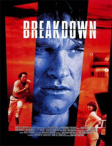 Ver Sin rastro (Breakdown) (1997) Online