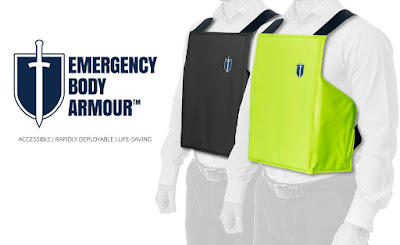 Emergency Body Armour by PPSS Group