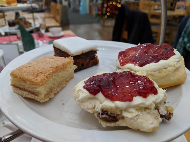 Gluten Free Festive Afternoon Tea Wyevale Telford