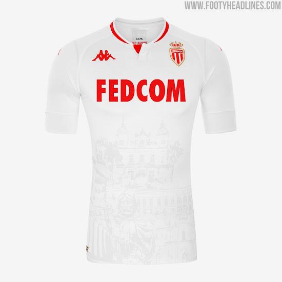 AS Monaco 20-21 Third Kit Released - Footy Headlines