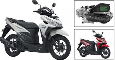 Honda vario 150 esp terbaru