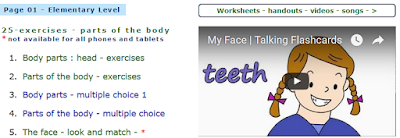 http://www.agendaweb.org/vocabulary/body-exercises.html