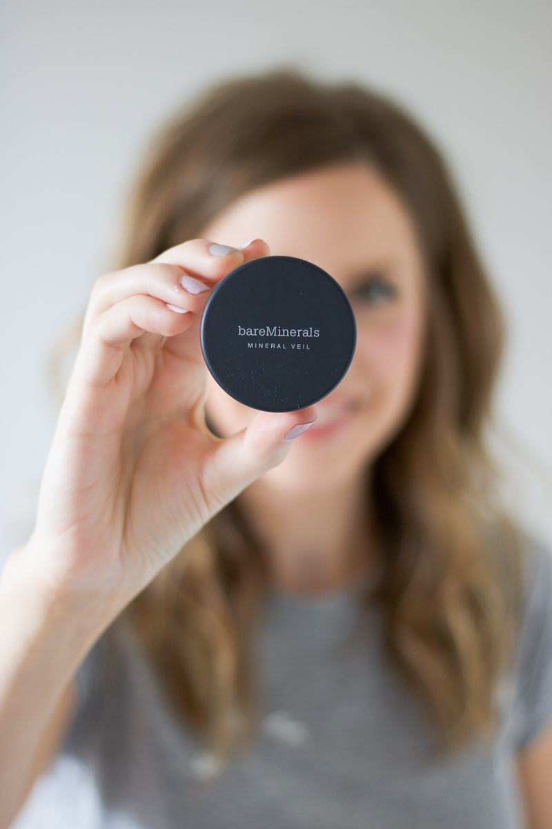 A Beauty Sale You Dont Want To Miss Lauren Elizabeth Bloglovin Ghirardelli Heels Celeste Beige 39 The Other Item I Bought Is Bareminerals Mineral Veil Finishing Powder About Year Or So Ago Added Into My Regular Makeup Routine