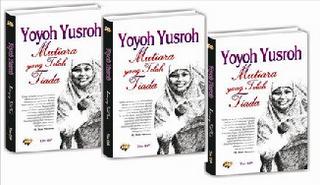yoyoh yusroh, mutiara yang telah hilang