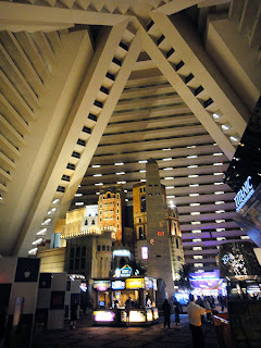 Left Field Wander Changes At The Luxor In Las Vegas