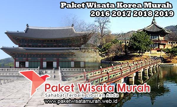Paket Wisata Korea Murah FAVORITE 07D/05N