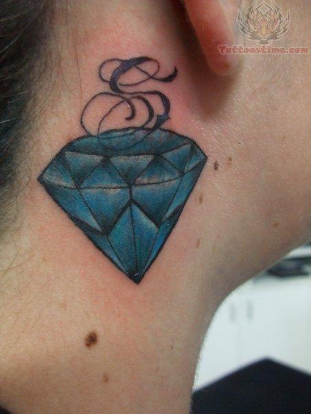 Tatuaje De Corona Para El Cuello Sfb
