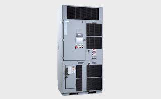 air cooled medium voltage drive Siemens