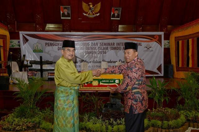 DMDI Aceh Dikukuhkan
