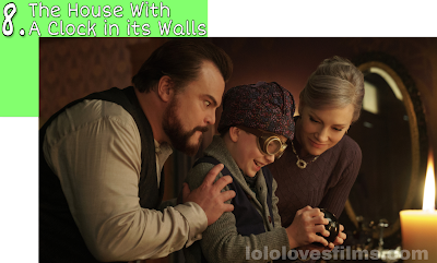 The House with a Clock on Its Walls 2018 Jack Black Cate Blanchett
