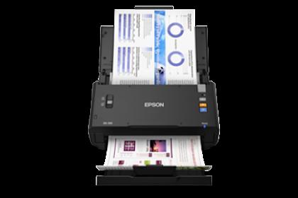 Descargar Driver Epson WorkForce DS-510