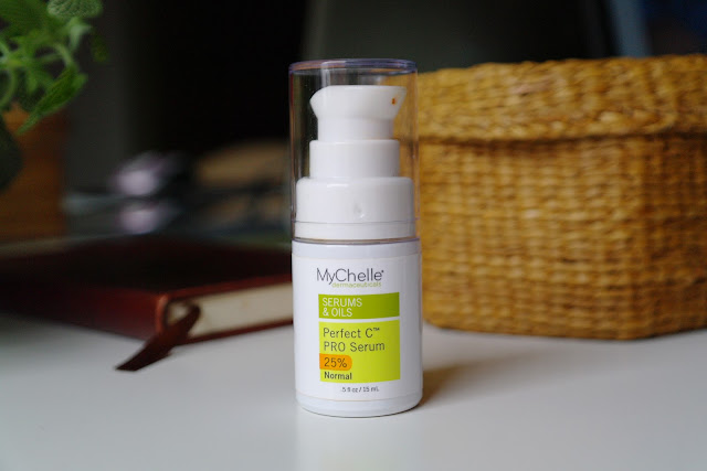Mychelle Perfect C PRO Serum 25% REVIEW