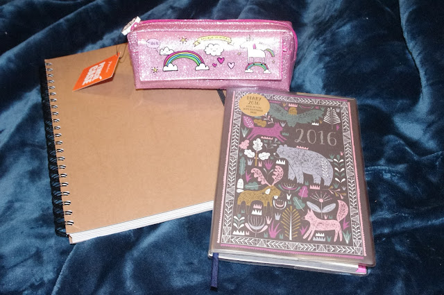 paperchase stationery haul