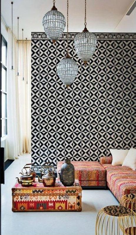 Mesmerizing Modern Moroccan Interior
