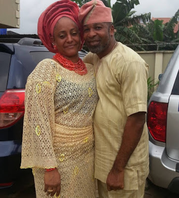 yemi solade first wife