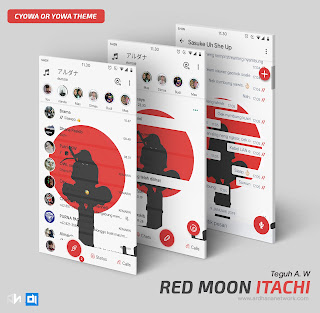 Red Moon Itachi