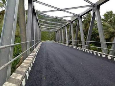 Warga Kelumbayan Apresiasi Pembangunan Infrastruktur Dibawah Kepemimpinan Gubernur Ridho