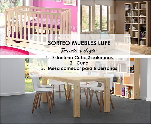 "Muebles LUFE ""Natural Style"""