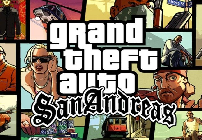 Only a True Gamer will Identify These GTA SanAndrea Cheats