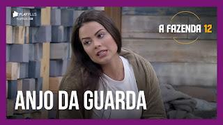 A Fazenda 12 - JP entrega Poder da Chama Verde para Carol - Victória promete que vai cuidar dos peões - Biel solta a voz com Rodrigo