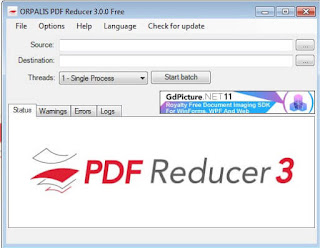 how to reduce pdf size