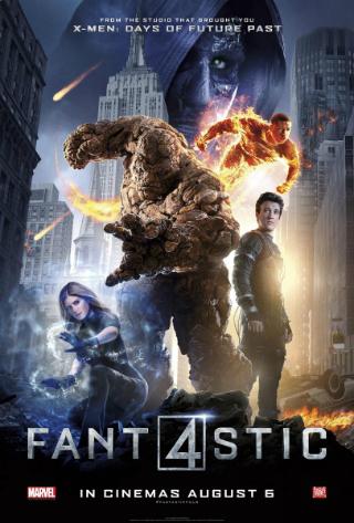 The Fantastic Four [2015] [DVDR – BD] [NTSC] [Custom] [Latino 5.1] [Davidlanda]