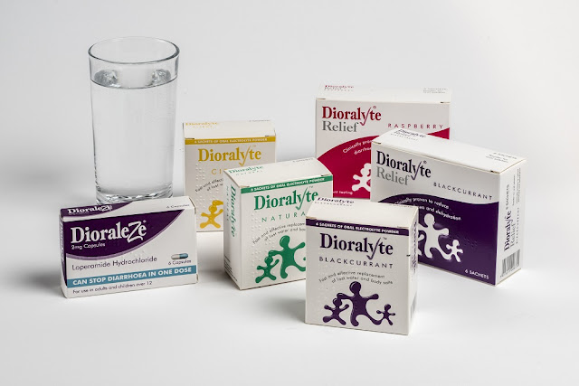 Dehydration, DioraleZe, Dioralyte, Dioralyte Relief, Ghastly Gastro Ghouls, Giveaway, Sickness and Diarrhoea,