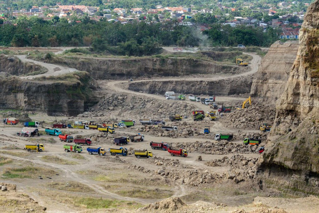 Cegah Garong Sumber Daya Alam, Ribuan Izin Tambang Diblokir