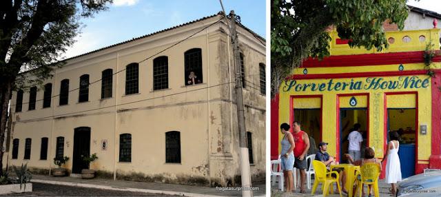Sobrado no Centro Histórico de Itaparica, Bahia