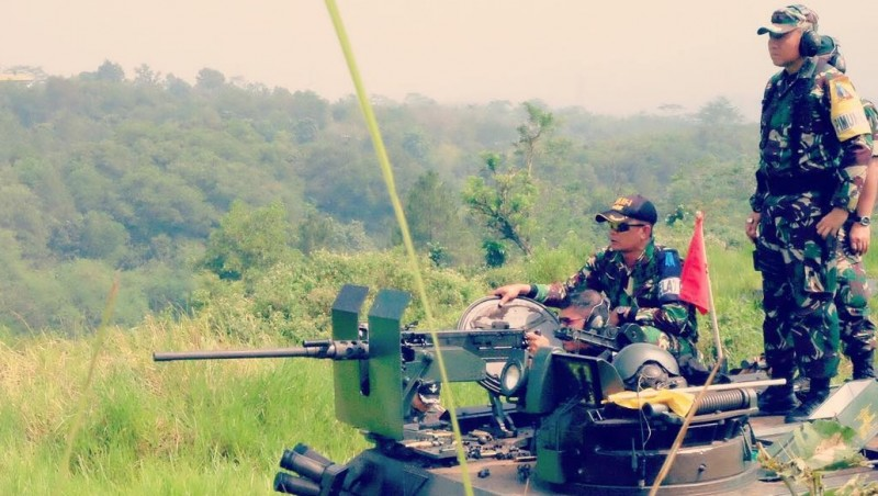 TNI diusulkan ikut serta dalam penindakan terorisme