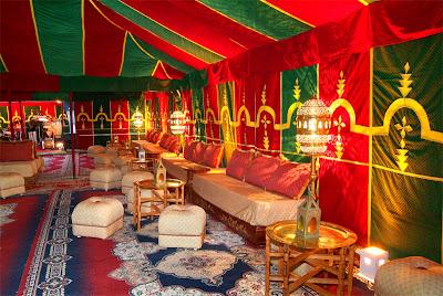 Arabian Wedding Theme Behind The Mute Button