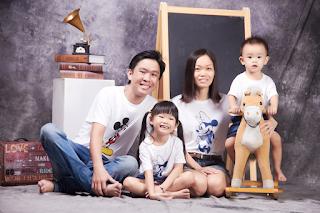 Gelyn Family Portrait