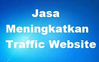 Jasa Meningkatkan Traffic Website