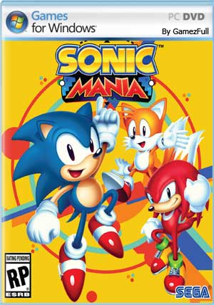 Sonic Mania Plus PC Full Español | MEGA
