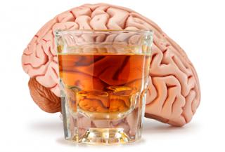 Dampak Negatif Alkohol Untuk Otak dan Sistem Saraf