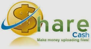 ShareCash-opción para ganar dinero con enlaces