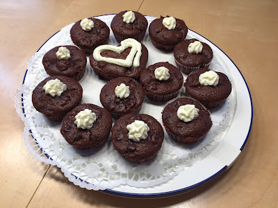 Vegane Muffins - Steffis Backstudio