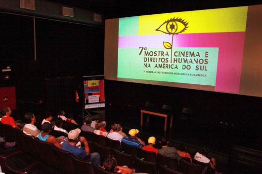 Mostra Cinema e Direitos Humanos 2012 - Cinemateca de Curitiba