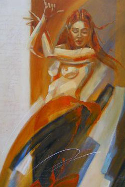 Kitty Meijering 1974 | Hollandaise figurative painter