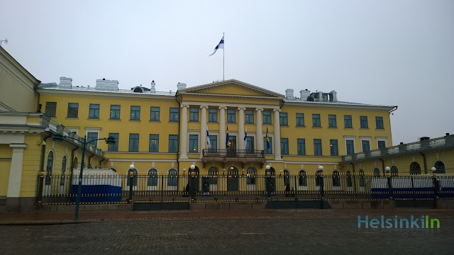 the president's palace
