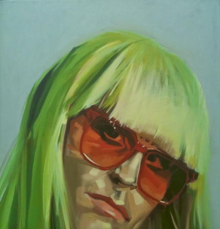 Реалистическая живопись. Lindsay Frei