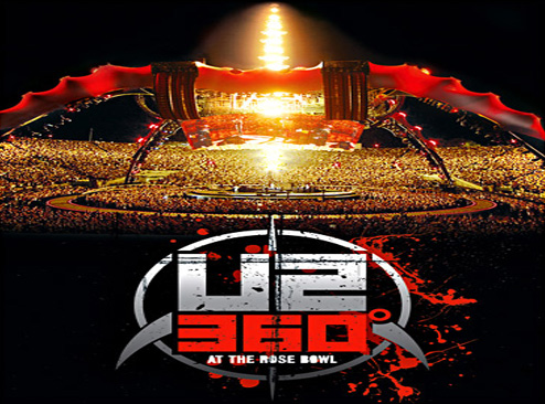O Baú do Betão: U2 360 Live at the Rose Bowl MP3