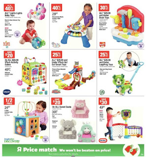 Babies R Us weekly Flyer December 1 - 7, 2017