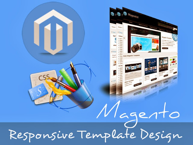 Magento Template Design