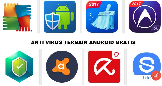 Anti viru android gratis terbaik terbaru