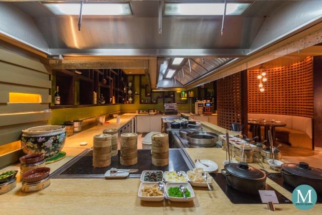 Dimsum Breakfast Buffet at New World Makati Hotel