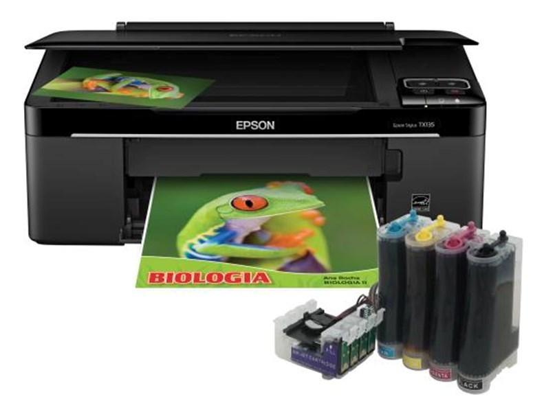 Epson Stylus TX135 Drivers Download, Printer Review