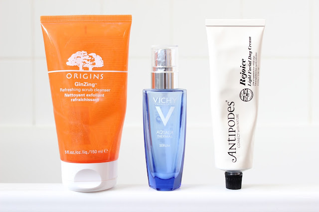 My 3-Step Morning Skincare Routine